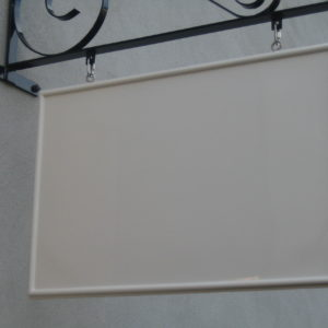RECTANGLE MOULDED PANEL
