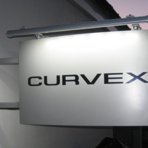 The Curvex LED Lighting unit
