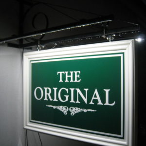The Large Original LED Lighting unit